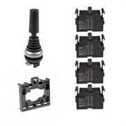 Set article joystick Eaton M22-WJ4/-A4/-K10 (4x)