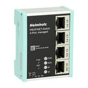 Switch PROFINET gestito 4 porte Helmholz 700-850-4PS01