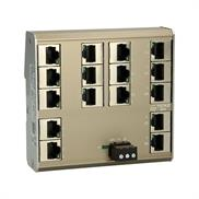 Switch ethernet non gestito TERZ NITE-RF16-1100 - 111800