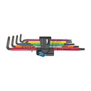 L-key set Wera 967/9 TX XL Multicolour HF 1 - 05024470001