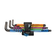 Vinkelnyckelsats Wera 950/9 Hex-Plus Multicolour HF 1 - 05022210001