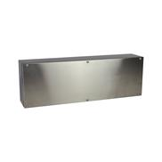 Stainless steel enclosure Raychem RPG SSJ18 - 600 x 200 x 121