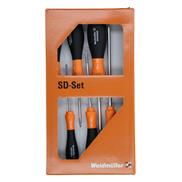 Screwdriver set Weidmüller SD Set S2.5-5.5/PH1/2 - 9009740000