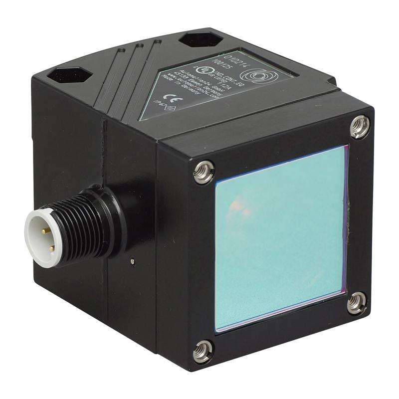 Laser distance sensor with background suppression Automation24 O1D214