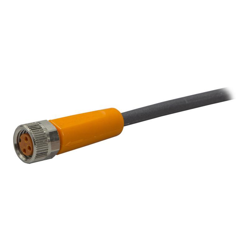 Cable prolongador M8-M12 ifm electronic EVC218