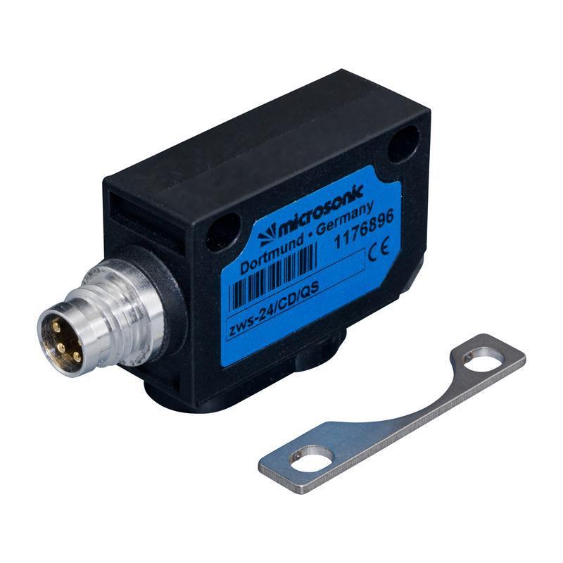 Ultrasonic sensor microsonic zws-24/CD/QS