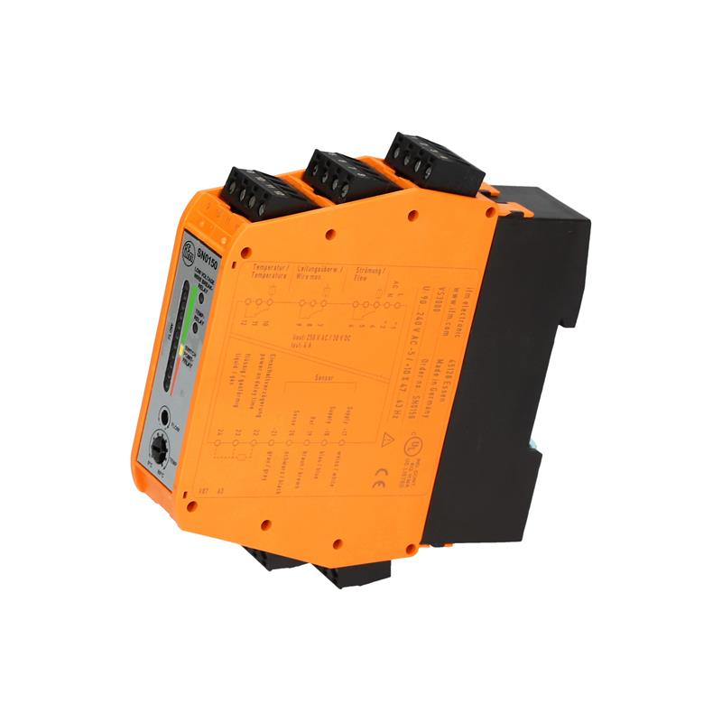 Control monitor for flow sensors ifm efector SN0150