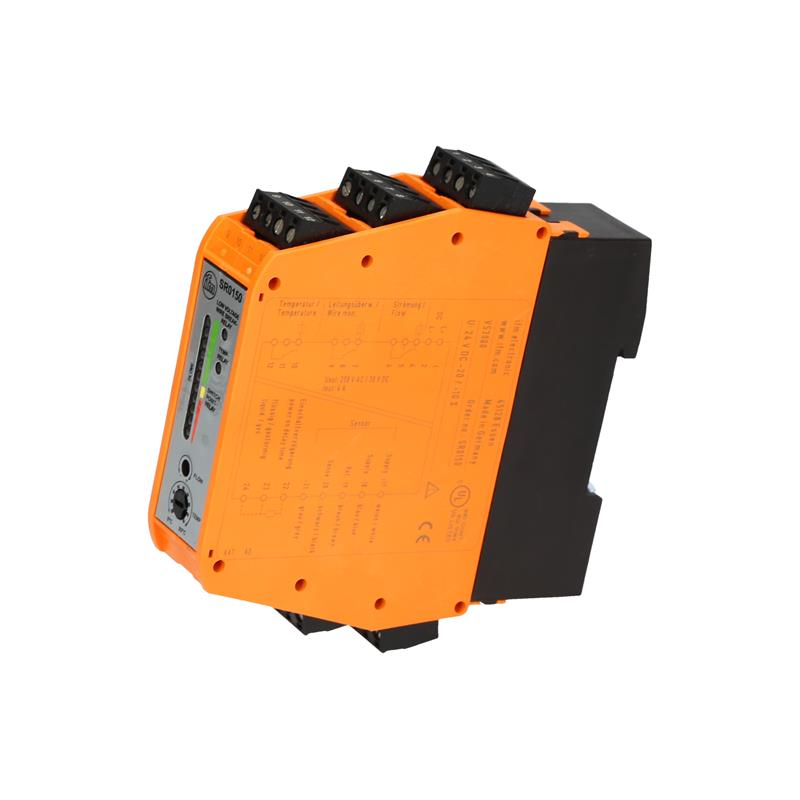 Control monitor for flow sensors ifm efector SR0150