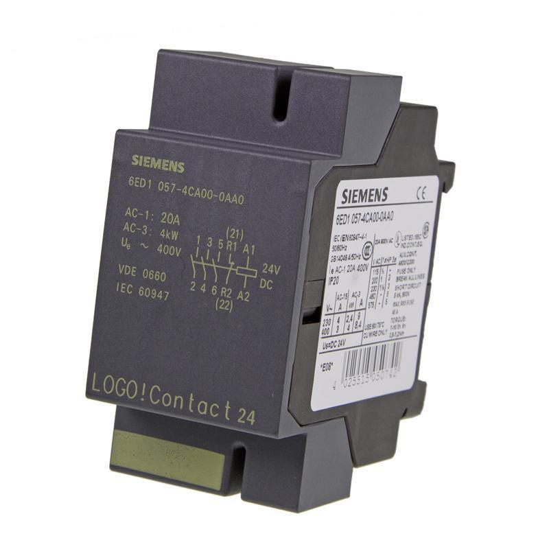 Switching module Siemens LOGO! CONTACT 24 - 6ED10574CA000AA0