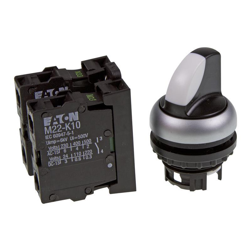 Selector Switch Complete Device Eaton 216520 M