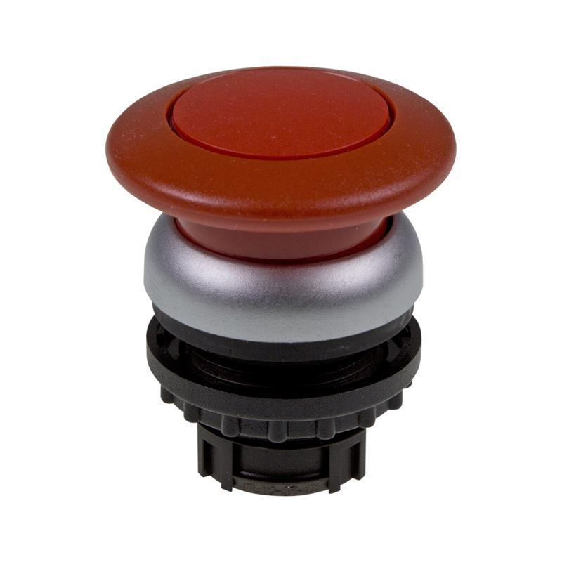 Mushroom-headed pushbutton Eaton 216714 - M22-DP-R