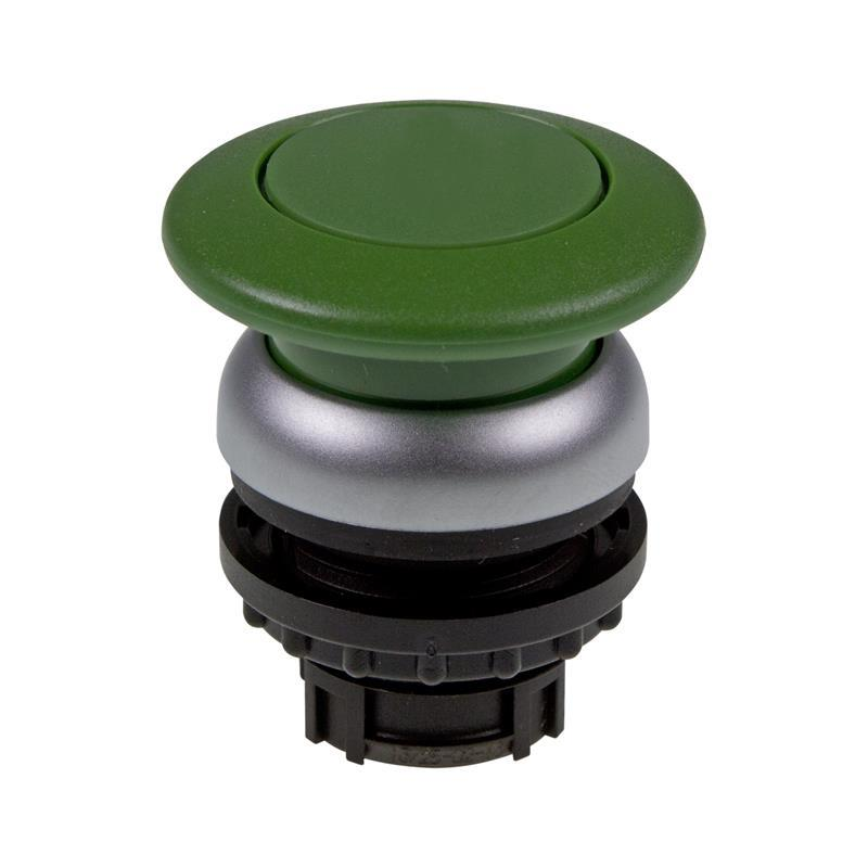 Mushroom-headed pushbutton Eaton 216716 - M22-DP-G