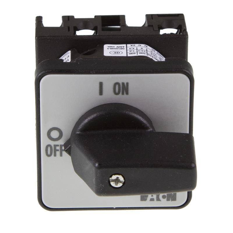 ON/OFF switch Eaton 067352 - T0-1-8200/E