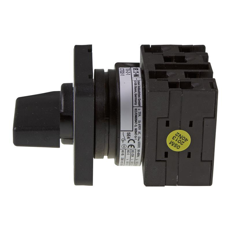 Interruptor industrial ON/OFF Eaton 024639 - T0-2-1/E