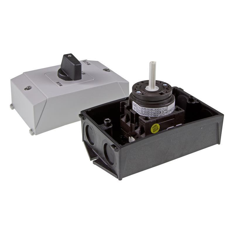Interruptor industrial ON/OFF (exteriores) Eaton 207074 - T0-1-8200/I1