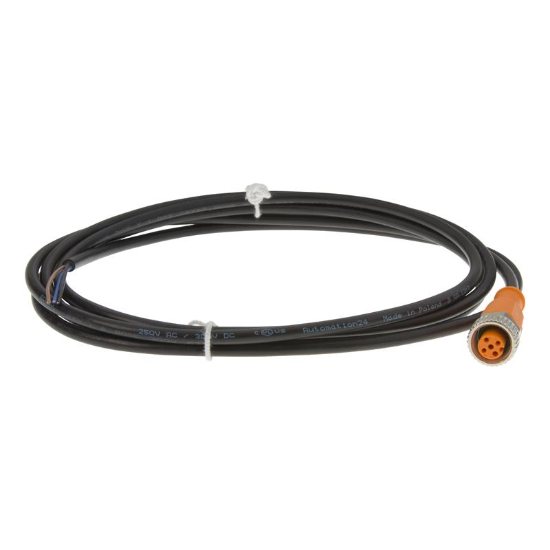 M12 Sensor cable Automation24 EC0003 - BasicLine
