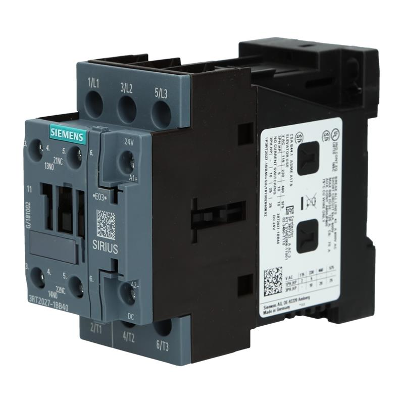 New Siemens contactor 3RT2027-1BB40 3RT2027-1BB40 Fast delivery