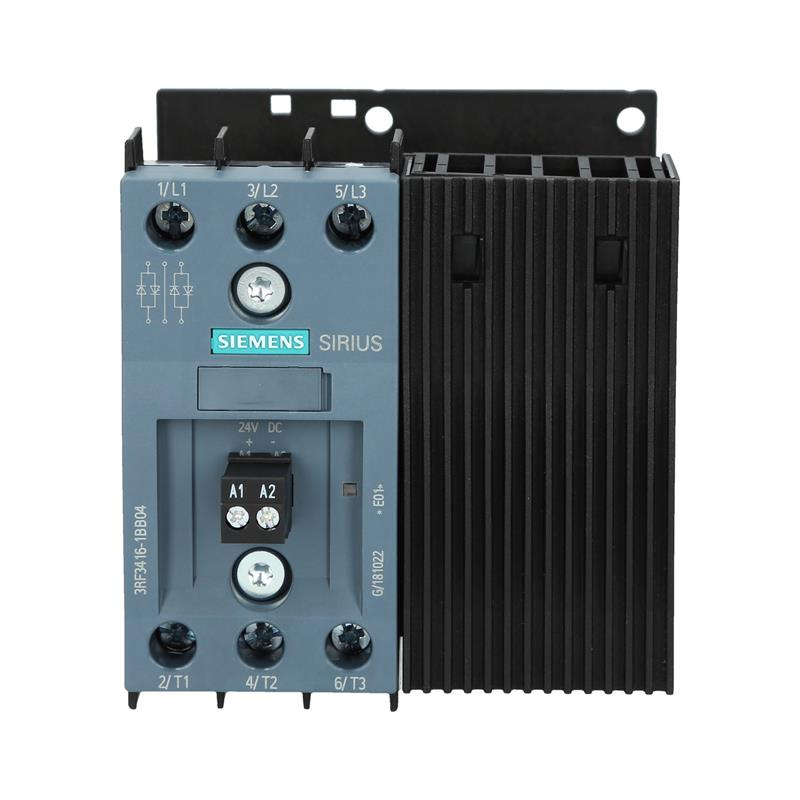 Solid state contactor Siemens SIRIUS 3RF34161BB04