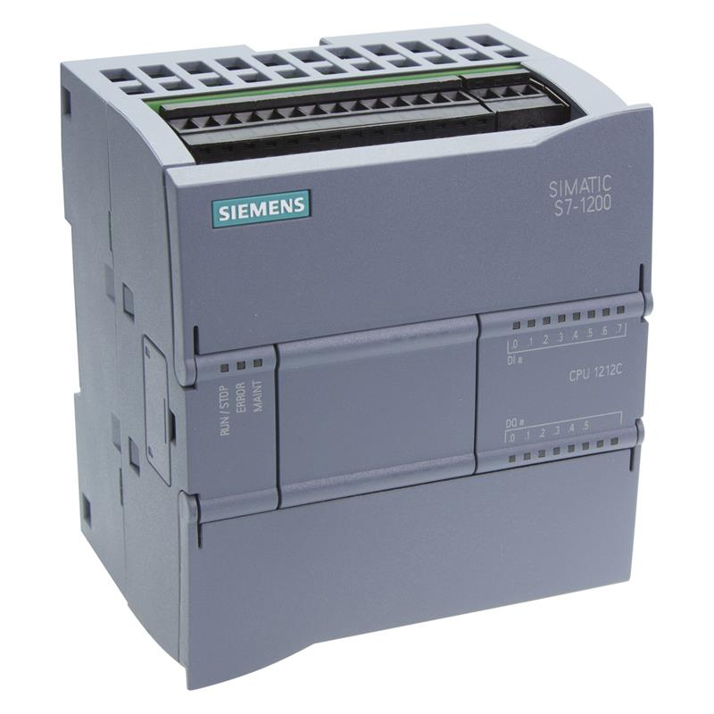 Siemens CPU 1212C - 6ES7212-1BE40-0XB0