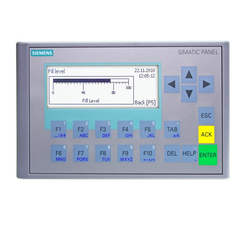 SIMATIC Basic Panel Siemens KP300 Basic mono PN - 6AV6647-0AH11-3AX0