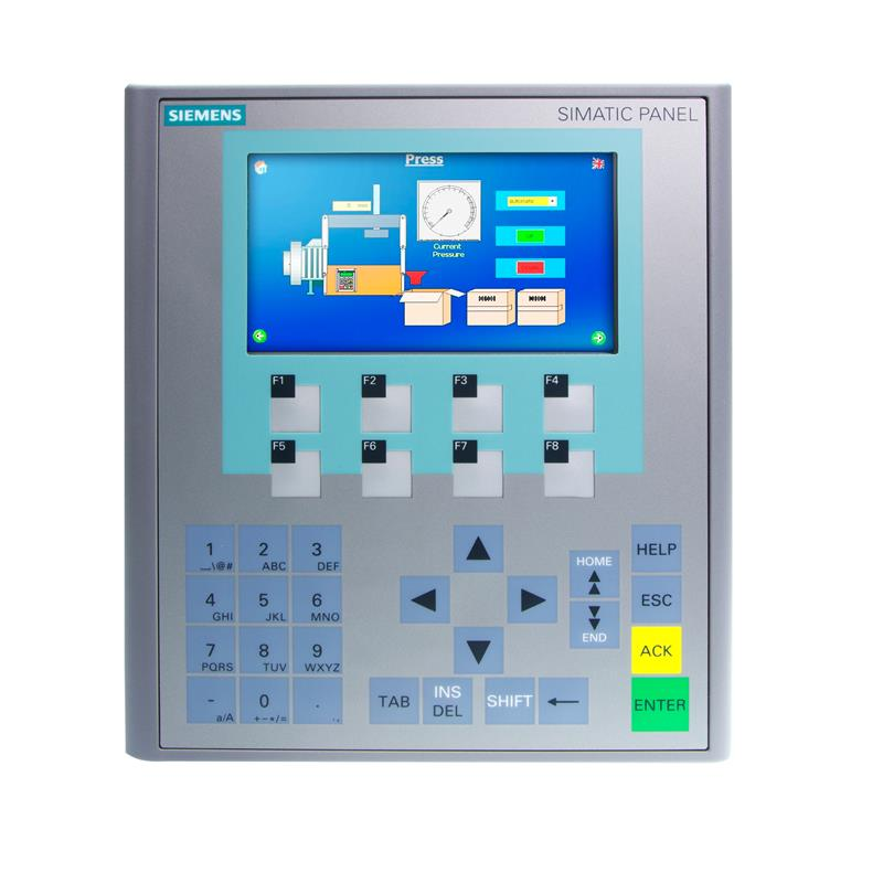 SIMATIC Basic Panel Siemens KP400 Basic color PN - 6AV6647-0AJ11-3AX0