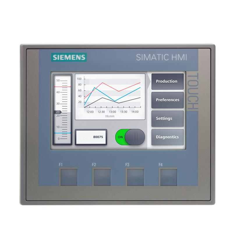 SIMATIC Basic Panel Siemens KTP400 Basic PN - 6AV2123-2DB03-0AX0