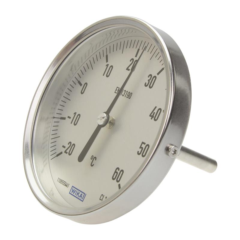 Bimetall-Thermometer WIKA A52.100 - 3906850