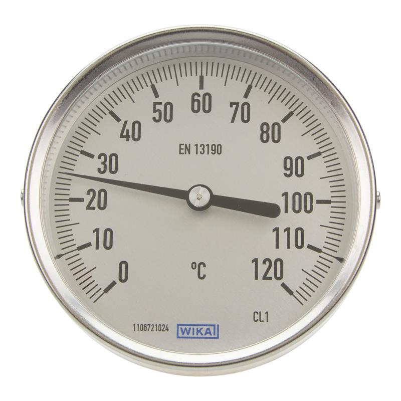Bimetall-Thermometer WIKA A52.100 - 3904172