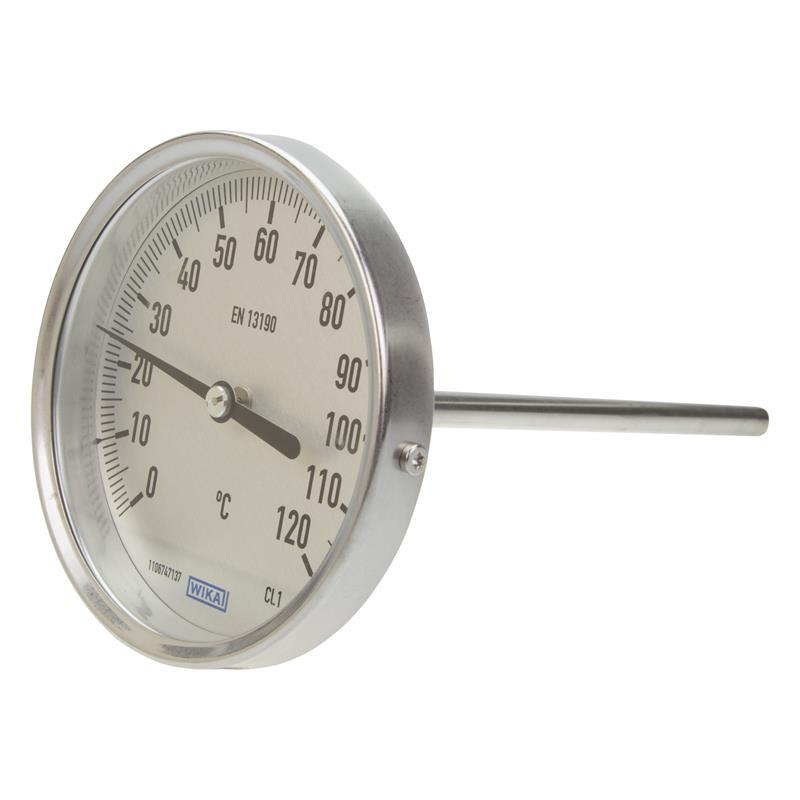 Bimetall-Thermometer WIKA A52.100 - 3904199