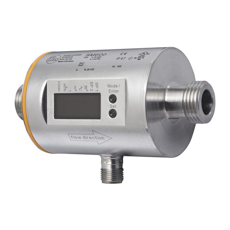 Magnetic-inductive flow meter ifm electronic SM6004