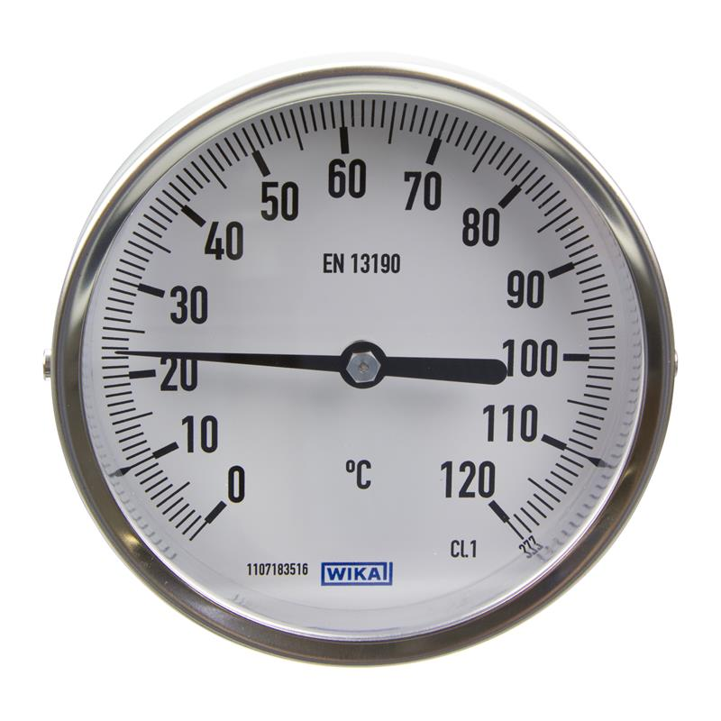 Bimetall-Thermometer WIKA A52.100 - 3904202