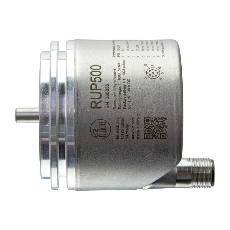 Codeur incrémental ifm electronic RUP500