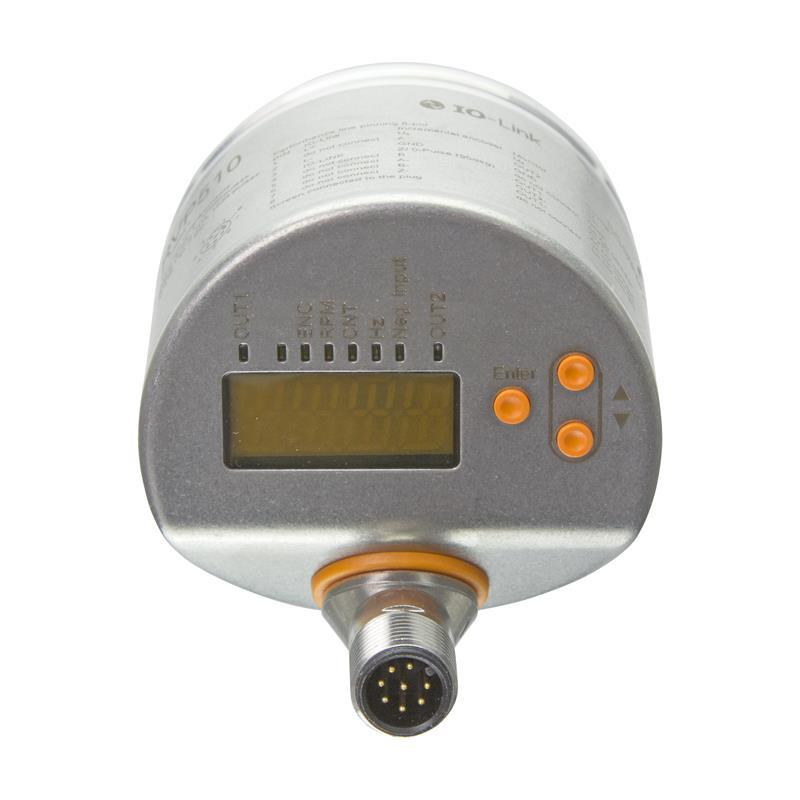 Codeur incrémental ifm electronic RVP510