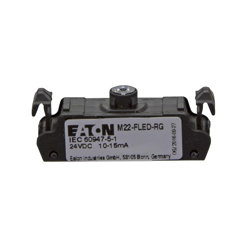 Rot/Grün LED-Element (flach) Eaton 180799 - M22-FLED-RG