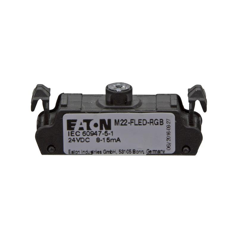 RGB LED-Element (flach) Eaton 180800 - M22-FLED-RGB