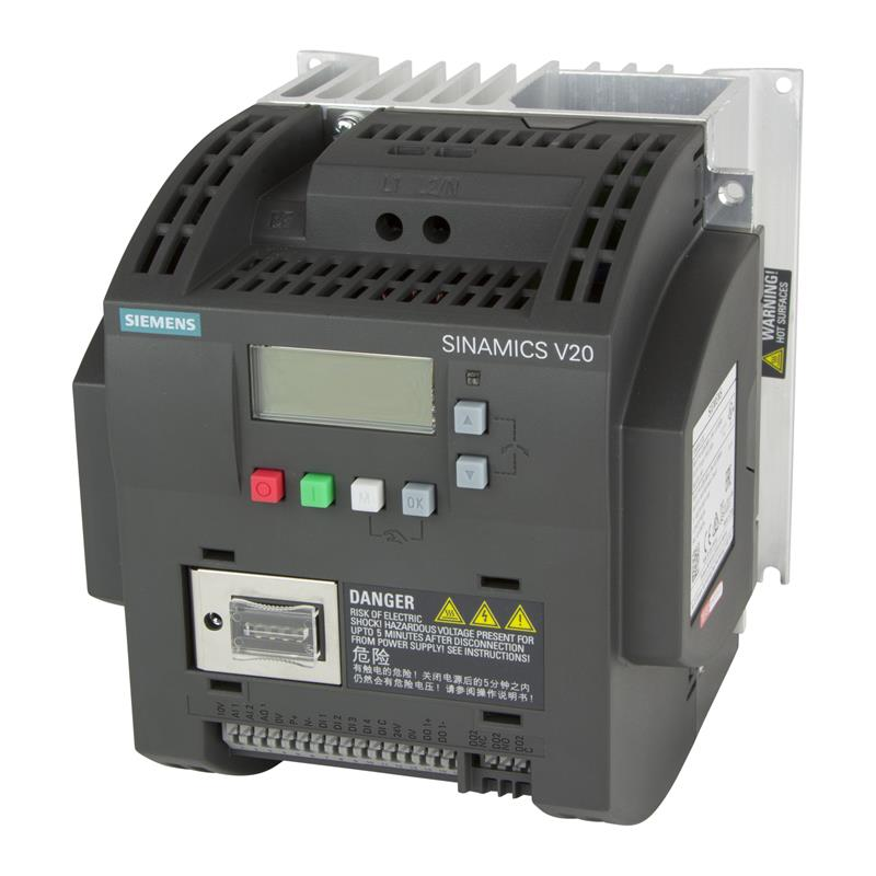 Variable frequency drive Siemens SINAMICS V20 - C