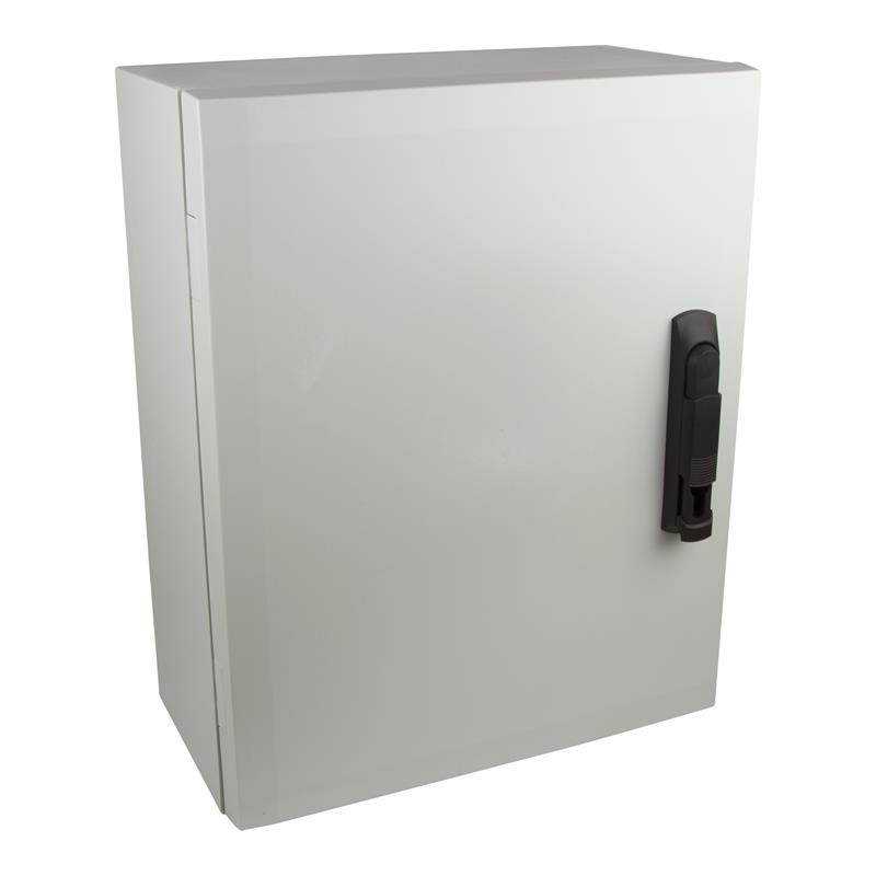 Wall mounting cabinet w. swinghandle FIBOX ARCA 504021S - 8120091