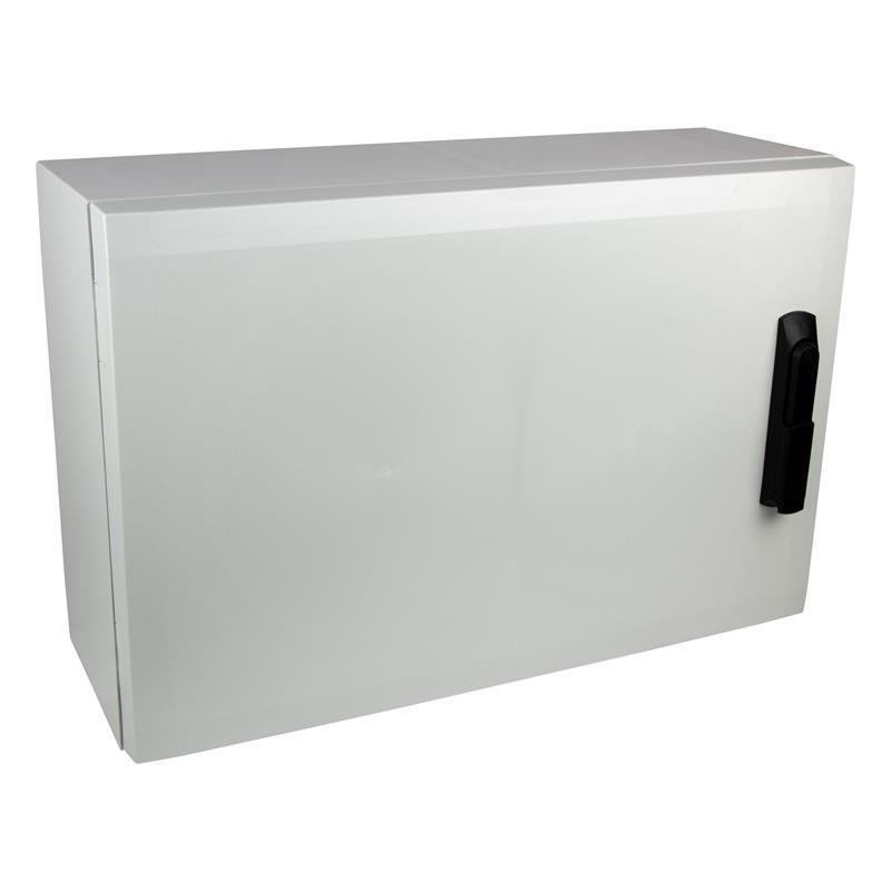 Wall mounting cabinet w. swinghandle FIBOX ARCA 406021S - 8120106