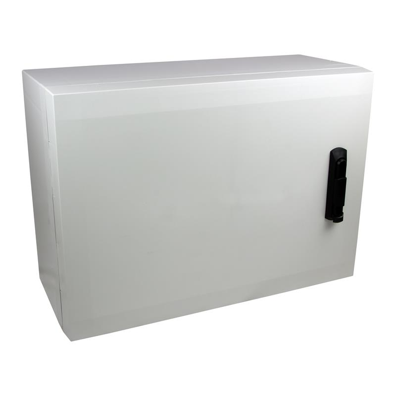 Wall mounting cabinet w. swinghandle FIBOX ARCA 507030S - 8120111