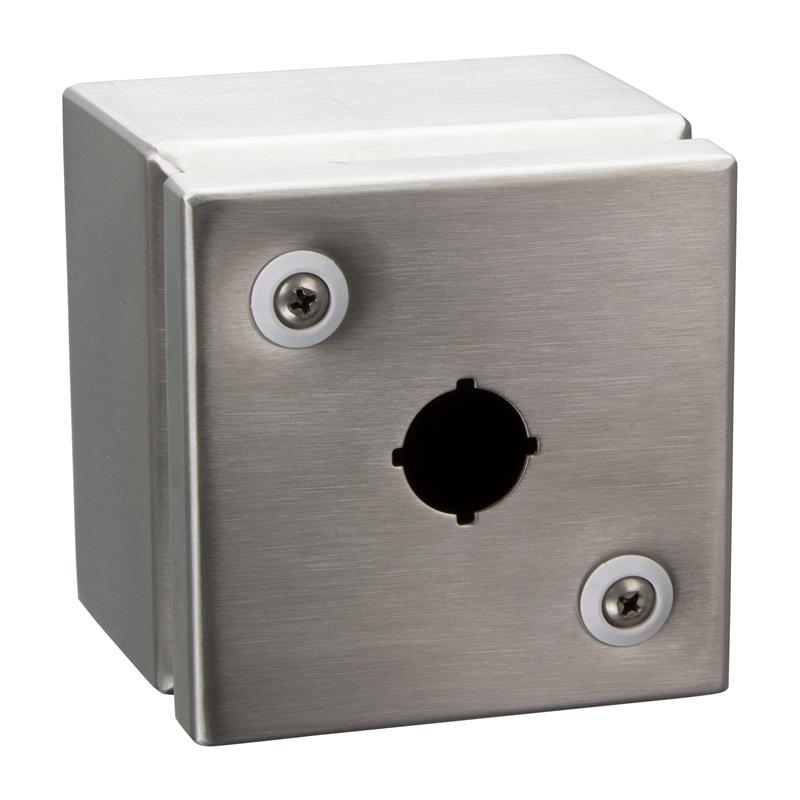 Stainless steel switch housing Rittal SM 2384.010 - 100 x 100 x 90