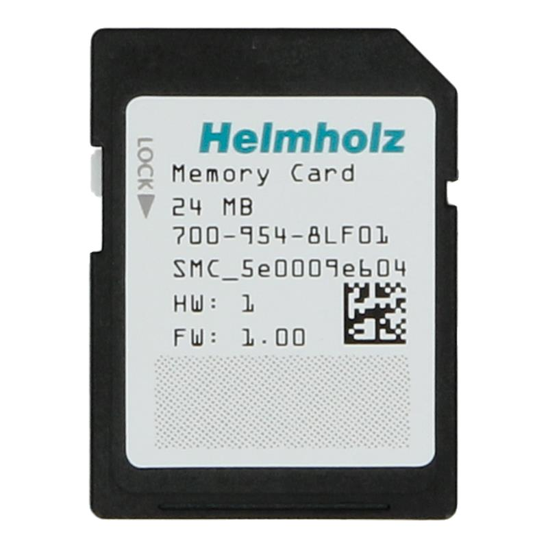Helmholz S7-1200/1500 Memory Card 24MB - 700-954-8LF01