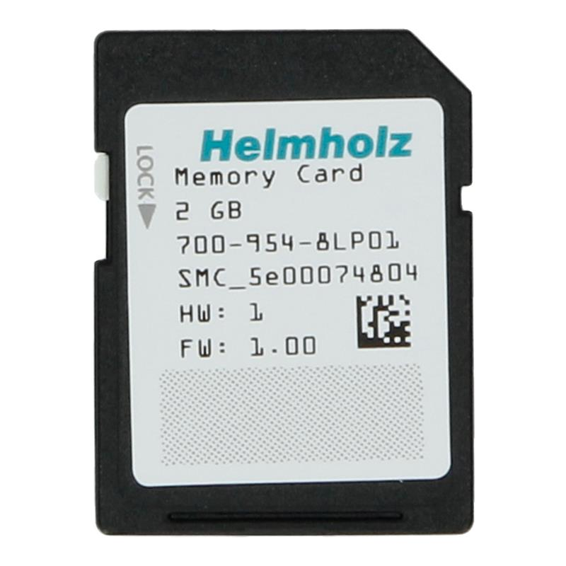 Helmholz S7-1200/1500 Memory Card 2GB - 700-954-8LP01