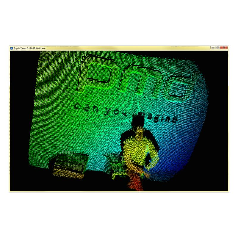 Entwicklungs-Kit pmd[vision]® CamBoard pico monstar - 700.000.095