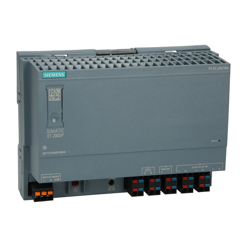 Siemens SIMATIC ET 200SP PS 24V/10A - 6EP7133-6AE00-0BN0