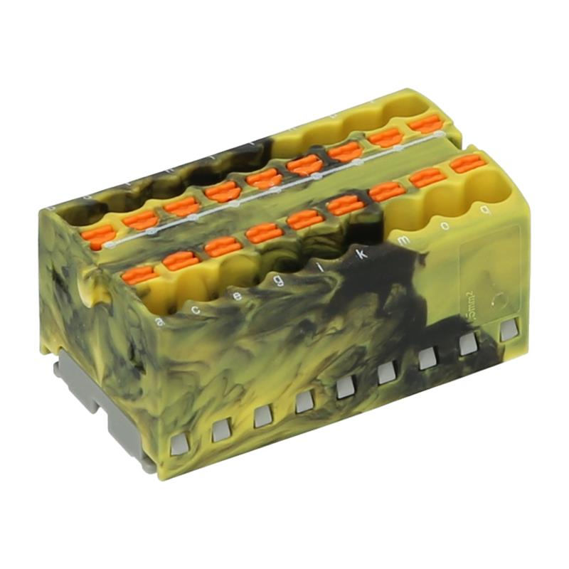 Distribution block PHOENIX 3002797 - PTFIX 18X1,5 FE