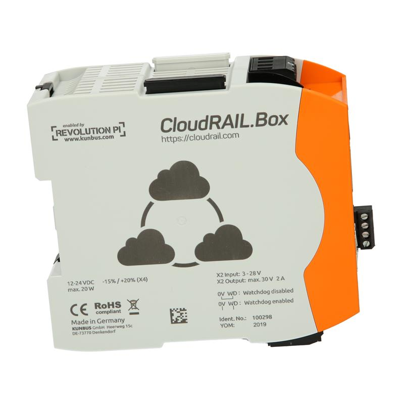 IoT Starter-Kit CloudRAIL.Box Set