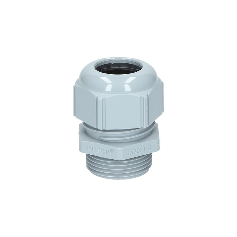 Cable gland Lapp SKINTOP ST-M 25x1.5 RAL 7001 - 53111030