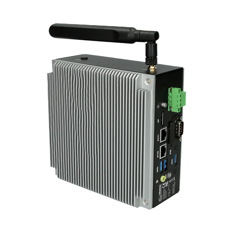 System Box-PC T2 mit GSM-Modul ifm electronic ZB0850