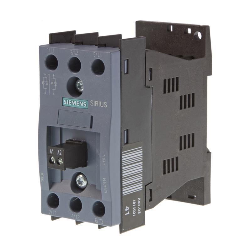 Solid-state contactor Siemens SIRIUS 3RF3405-1BB04