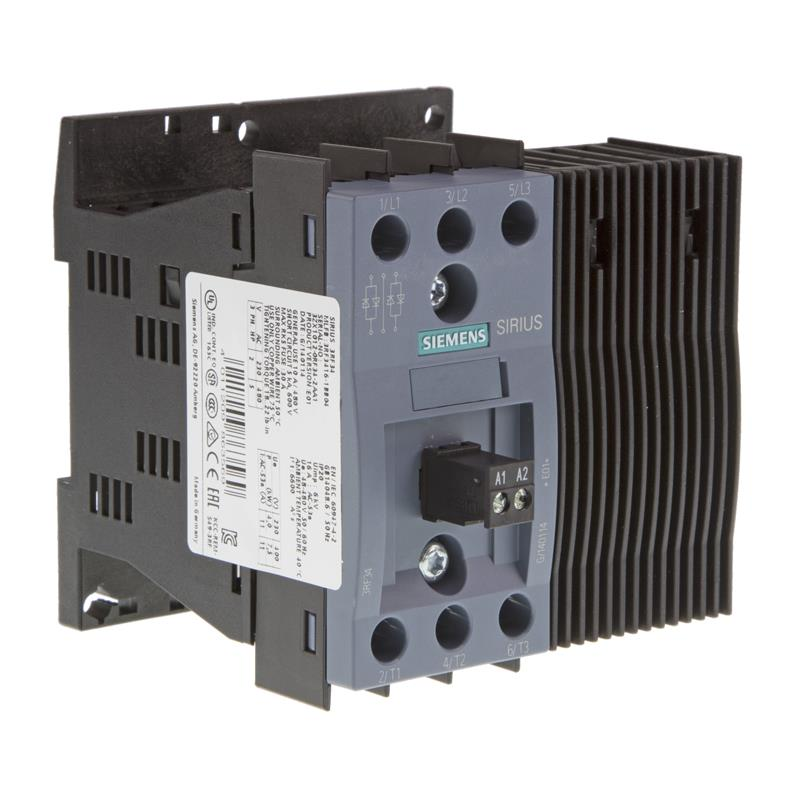 Solid-state contactor Siemens SIRIUS 3RF3412-1BB04
